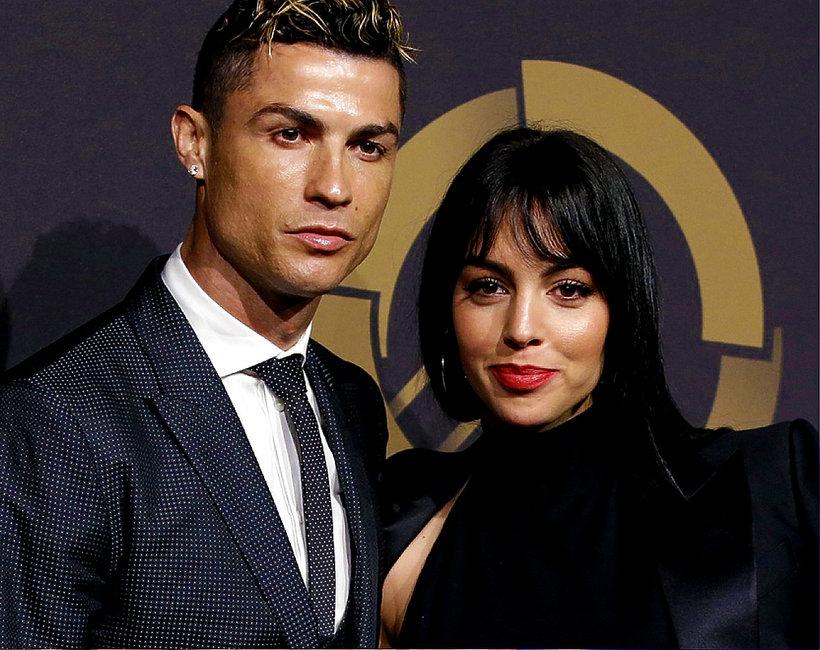 Cristiano Ronaldo oświadczył się Georginie Rodriguez. Pierścionek zaręczynowy dziewczyny Cristiano Ronaldo