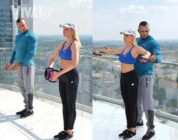 Jak wymodelować ramiona? Joanna Horodyńska to już wie! Zobaczcie ćwiczenia na piękne ramiona