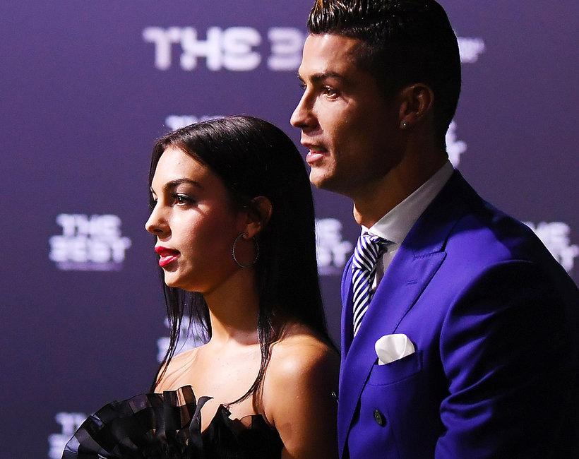 Czarne chmury nad związkiem Cristiano Ronaldo i Georginy Rodriguez