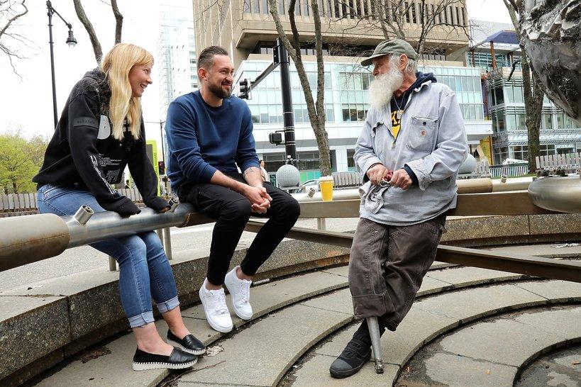 Człowiek przyszłości, Marcin Prokop