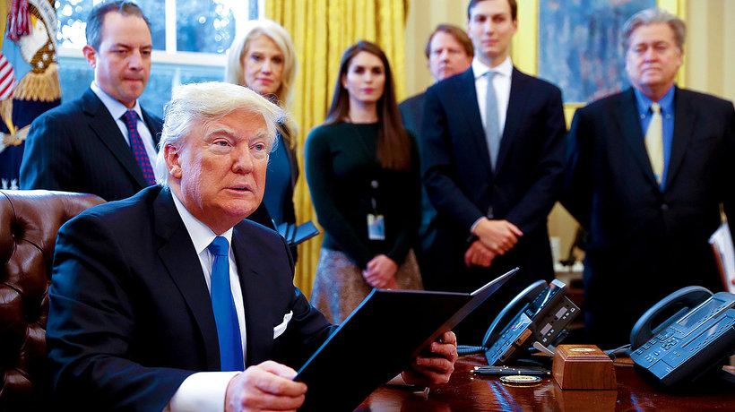 Czy Donald Trumpa zdradza Melanię Trump z Hope Hicks?