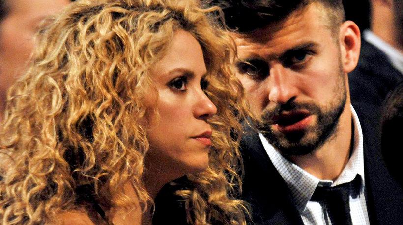 Czy Shakira i Gerard Pique przechodzą kryzys?