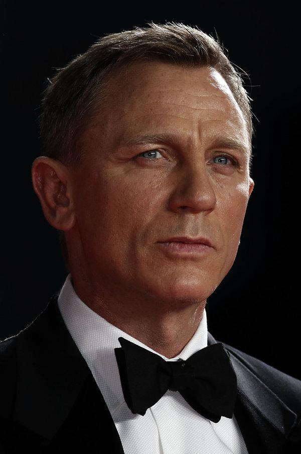 Daniel Craig, Bond, James Bond