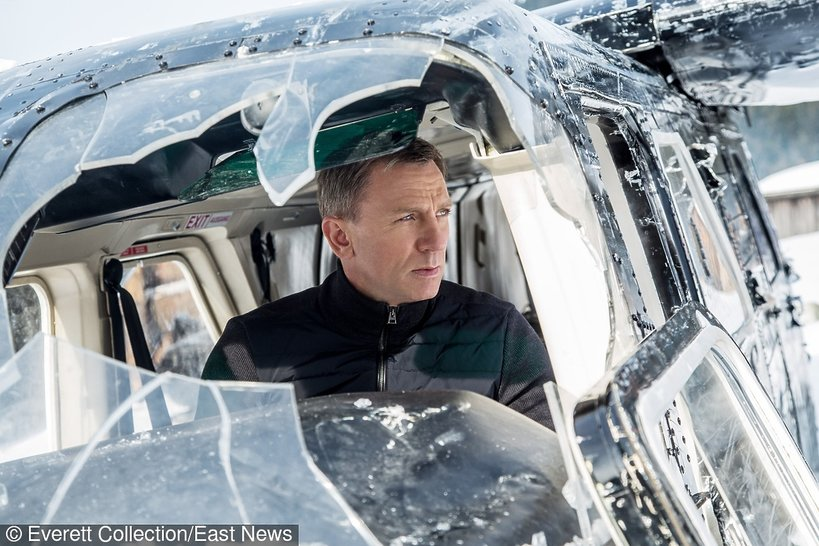 Daniel Craig kadre ze
