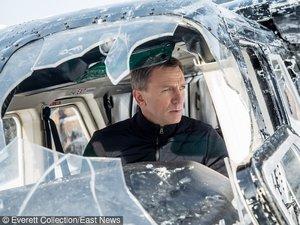 """Daniel Craig kadre ze """"Spectre"""""""