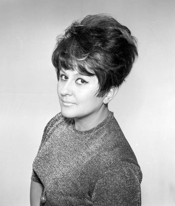 Danuta Rinn, 1960 rok