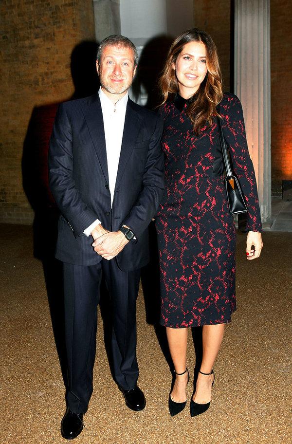 Daria Żukowa i Roman Abramowicz, rozwód Abramowicza
