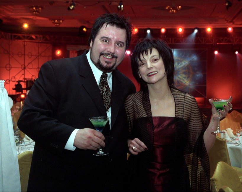 Dariusz Gnatowski, Anna Wach, Anna Gnatowska, 03.03.2003