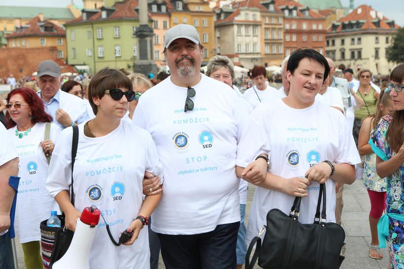 Dariusz Gnatowski, Anna Wach, Anna Gnatowska, Julia Gnatowska, 07.08.2014