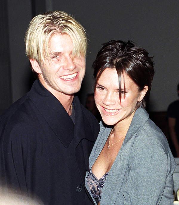 David Beckham, Victoria Beckham, Beckhamowie świętują rocznicę ślubu