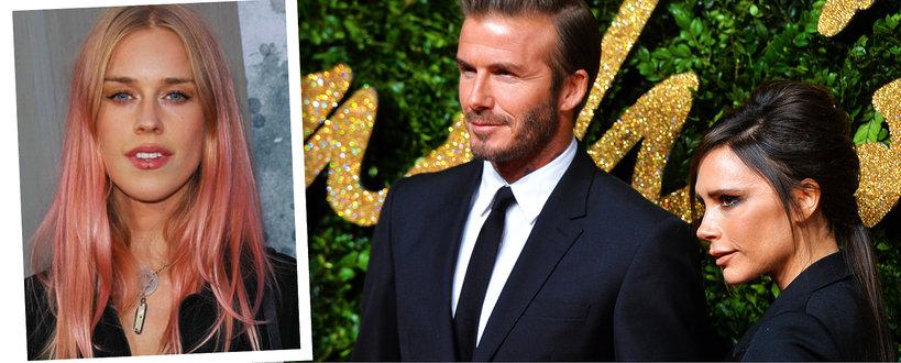 David Beckham zdradza Victorię Beckham z Lady Mary Charteris?!