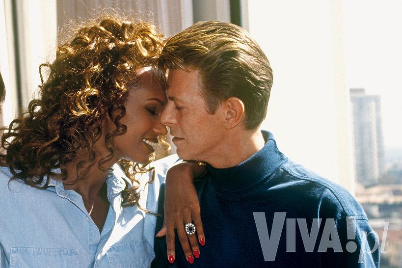 David Bowie i Iman