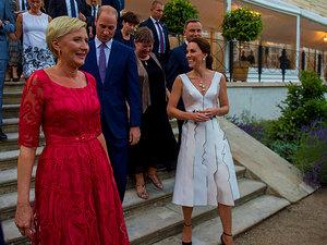 Dawid Woliński, Joanna Krupa, księżna Kate, książę William, Agata Duda, Andrzej Duda