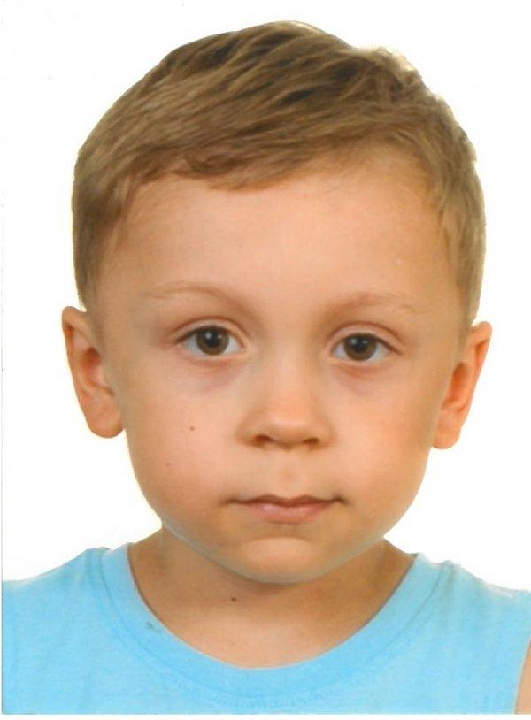 Dawid Żukowski, zaginął 5-latek z Grodziska