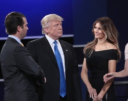 Debata prezydencka Trump Clinton
