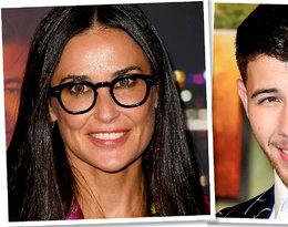 Demi Moore ma nowego chłopaka. Jej wybrankiem jest… 30 lat młodszy idol nastolatek!