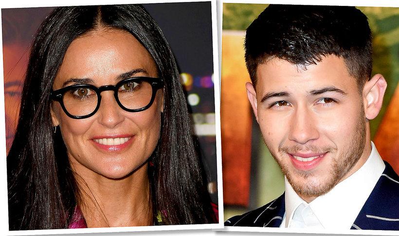 Demi Moore spotyka się z Nickiem Jonasem