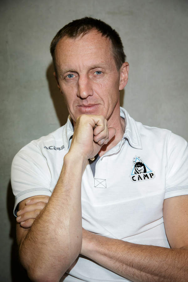 Denis Urubko, Warszawa, 4.04.2018