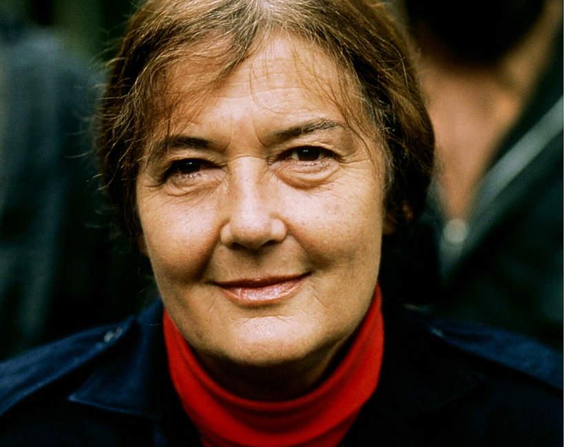 Dian Diane Fossey, matka goryli, Goryle we mgle