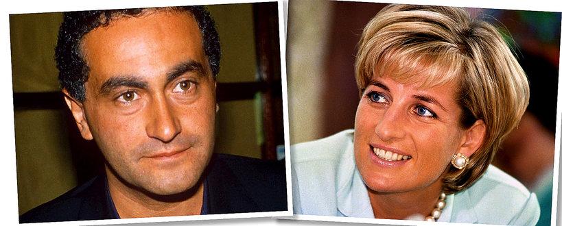 Diana i Dodi Al-Fayed