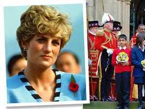 Diana, księżna Diana, brytyjska rodzina królewska, Królowa Elżbieta II