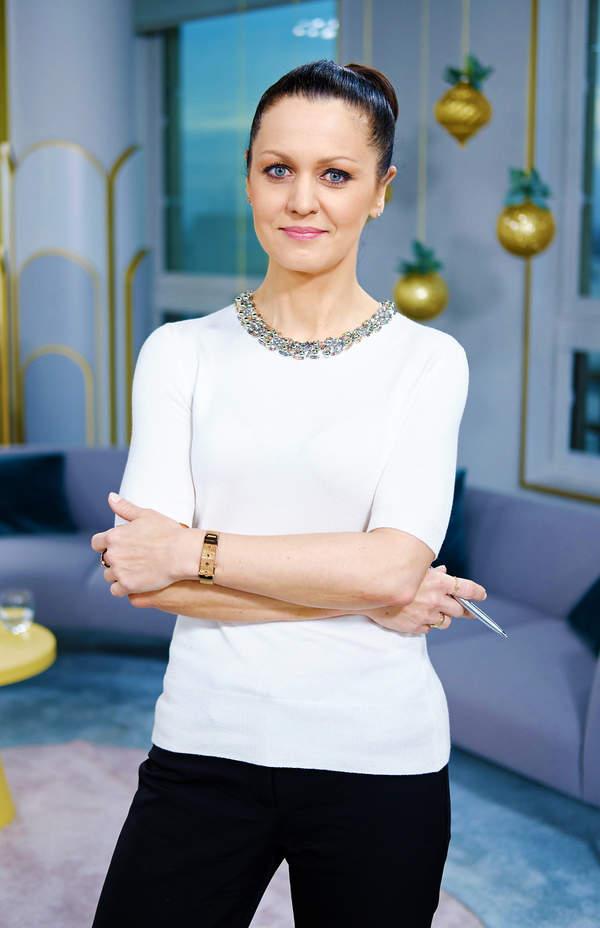 Diana Rudnik, Dzień Dobry TVN, 30.12.2019