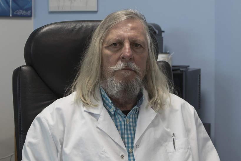 Didier Raoult, naukowiec, Francja, koronawirus