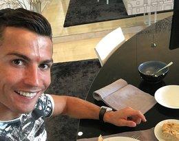 Dieta Cristiano Ronaldo. Tak wygląda przykładowy obiad piłkarza