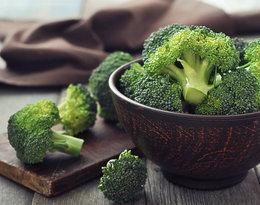 Dieta zmieniające rysy twarzy: brokuły