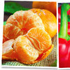 Dieta zmieniające rysy twarzy: szpinak, mandarynka, kurkuma, ostrygi
