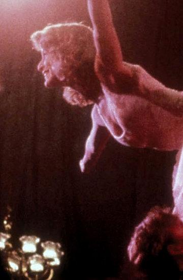 Dirty Dancing, Jennifer Grey w sukience z filmu