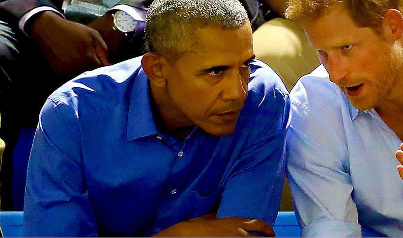 Dlaczego Barack Obama nie będzie na ślubie księcia Harry'ego?