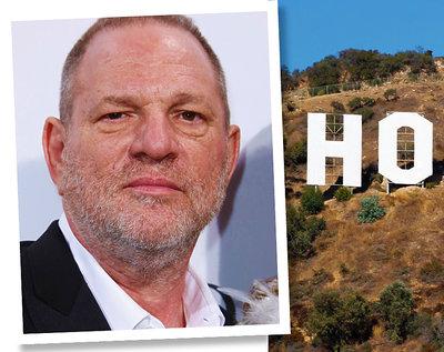 Dlaczego Hollywood milczało na temat molestowania przez Harveya Weinsteina