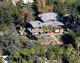 Dom Angeliny Jolie i Brada Pitta