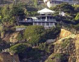 Dom Angeliny Jolie i Brada Pitta w Santa Barbara