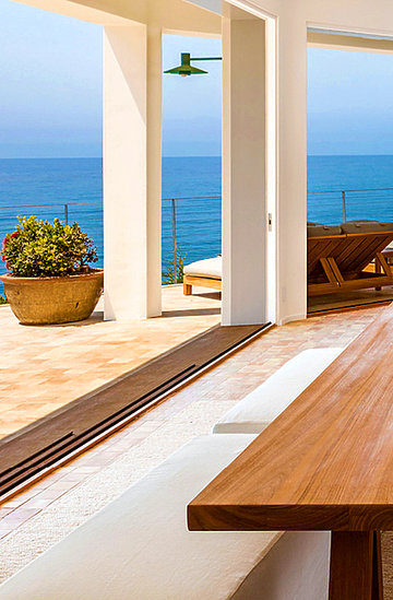 Dom Cindy Crawford w Malibu