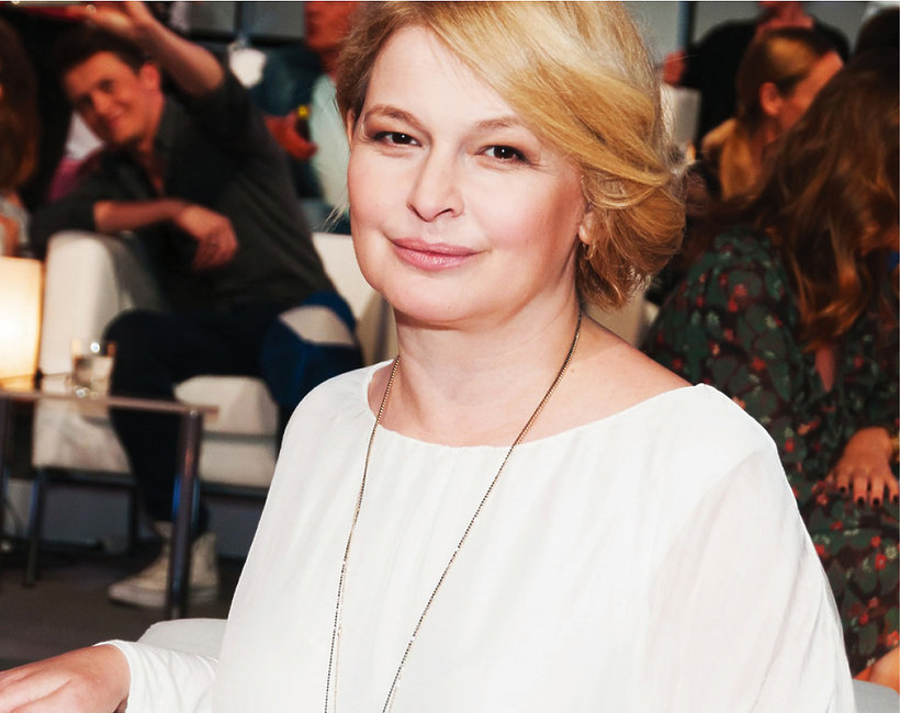 Dominika Ostałowska wraca do M jak miłość?