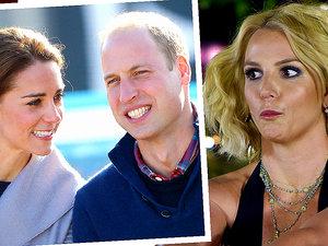 Donald Trump, księżna Kate i książę William, Britney Spears najgorzej wychowani 2016