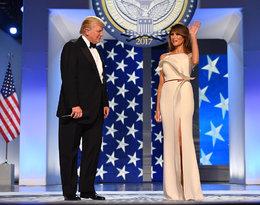 Donald Trump, Melania Trump, bal inauguracyjny Trumpa