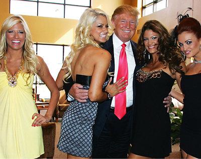 Donald Trump miał romans ze Stormy Daniels, aktorką porno. Seks prezydenta USA z kochankami. Jaki jest w łóżku prezydent USA?