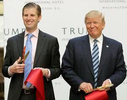 Donald Trump z Erickiem Trumpem