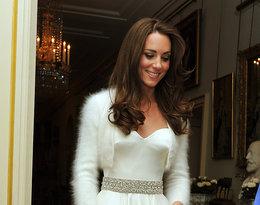 Druga suknia ślubna księżnej Kate