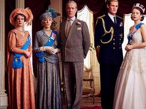 Drugi sezon serialu The Crown