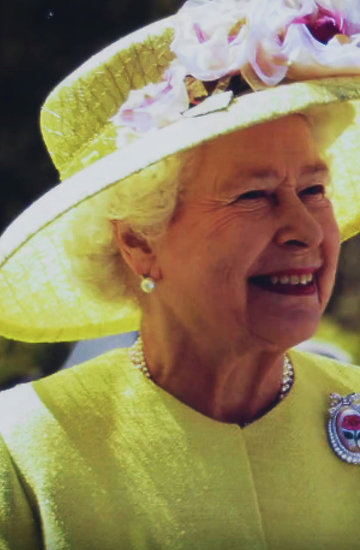 Dublerka królowej Elżbiety II, Ella Slack