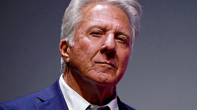 Dustin Hoffman oskarżony o molestowanie seksualne