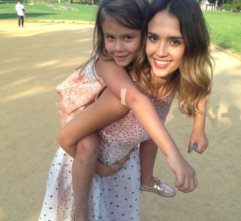 Dzieci Jessici Alby, Jessica Alba