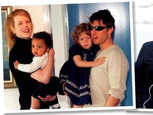 Dzieci Nicole Kidman i Toma Cruise'a