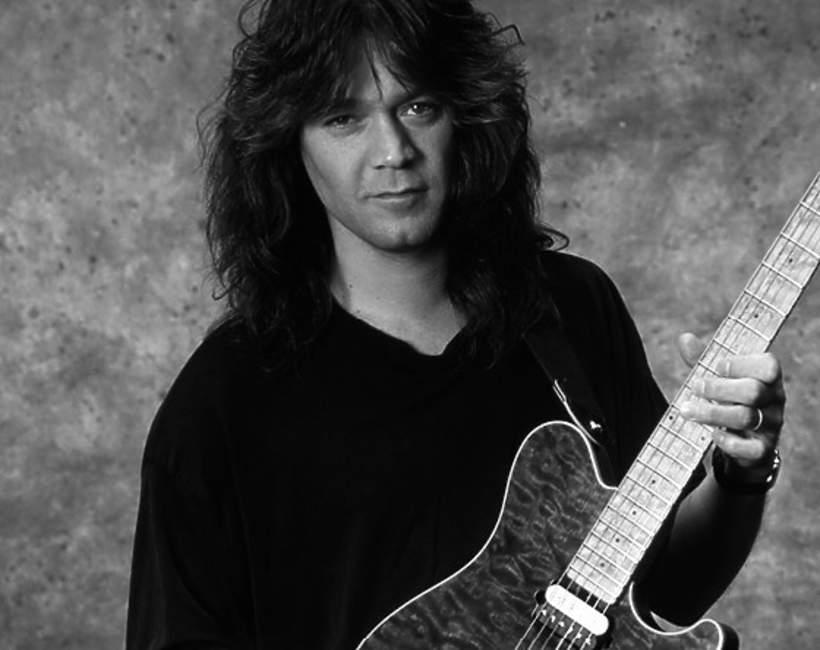 Eddie Van Halen, Los Angeles, 1991