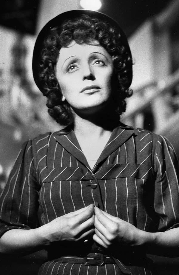 Edith Piaf, Francja, 1950 rok