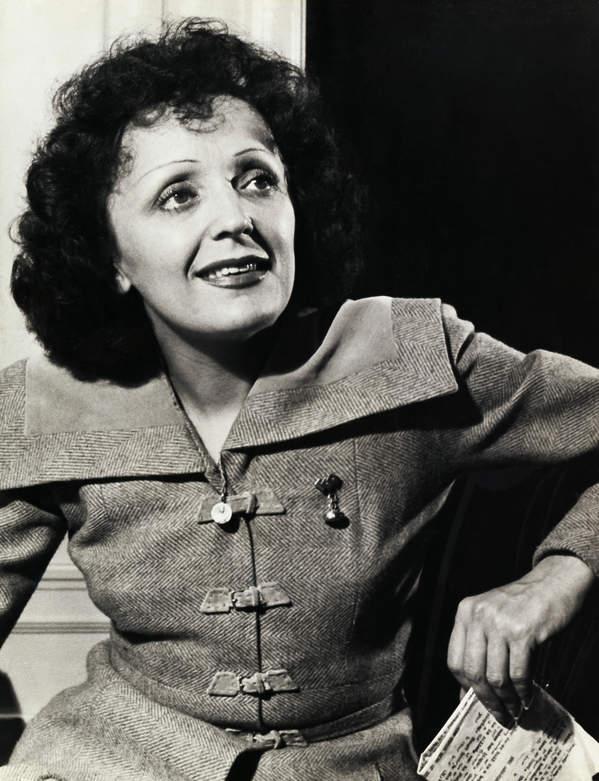 Edith Piaf, lata 30. XX wieku